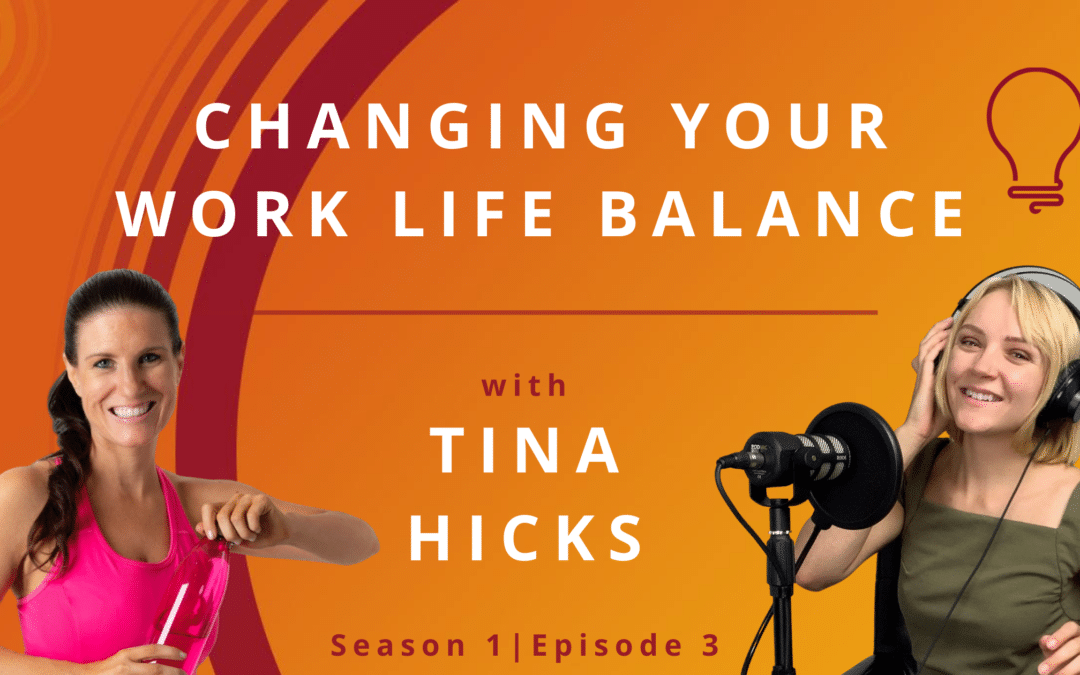 Changing Your Work Life Balance