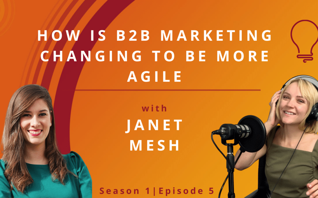 How is B2B Marketing Changing To Be More Agile?