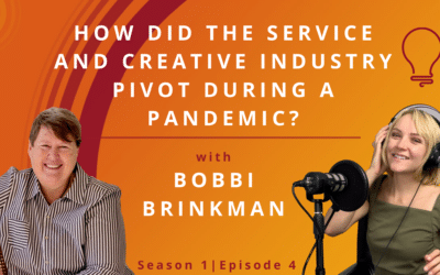 How Did the Service and Creative Industry Pivot During a Pandemic?