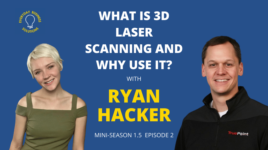 What is 3D laser Scanning