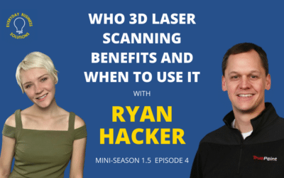 Who 3D Laser Scanning Benefits and When to Use It